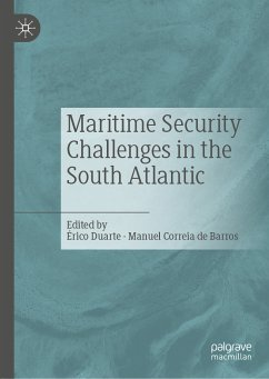 Maritime Security Challenges in the South Atlantic (eBook, PDF)