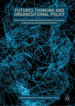 Futures Thinking and Organizational Policy (eBook, PDF)