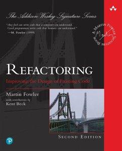 Refactoring (eBook, PDF) - Fowler Martin