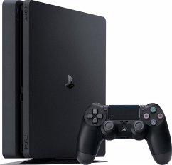 Sony Playstation 4 Slim 1TB schwarz