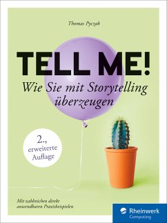 Tell me! (eBook, ePUB) - Pyczak, Thomas