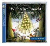 Wichtelweihnacht im Winterwald, Audio-CD (Mängelexemplar)