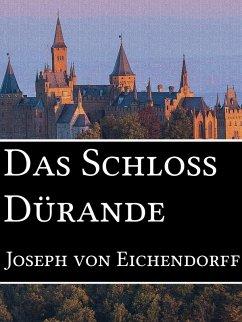 Das Schloss Dürande (eBook, ePUB)