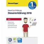 SteuerSparErklärung Plus 2019 (für Steuerjahr 2018) (Download für Windows)
