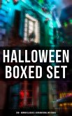 Halloween Boxed Set: 200+ Horror Classics & Supernatural Mysteries (eBook, ePUB)