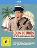 Louis de Funès - Die Gendarmen-Blu-ray-Box (3 Discs)
