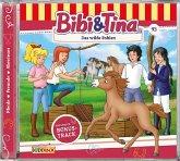 Bibi & Tina - Das wilde Fohlen, 1 Audio-CD