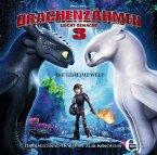 Drachenzähmen leicht gemacht 3 - Die geheime Welt, 1 Audio-CD