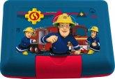 Feuerwehrmann Sam, Brotdose mit Trenner
