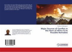 Major Sources of Conflict in the Horn of Africa & Its Possible Remedies