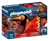 PLAYMOBIL® 70227 Novelmore Burnham Raiders Feuergeist und die Hüterin des Feuers
