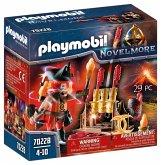 PLAYMOBIL® 70228 Novelmore Feuerwerkskanonen und Feuermeister