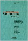 Zeitschrift für Genozidforschung: Gewaltraum Mittelmeer?
