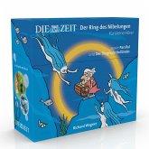 Der Ring des Nibelungen für kleine Hörer, sowie Parsifal und Der fliegende Holländer, 6 Audio-CDs