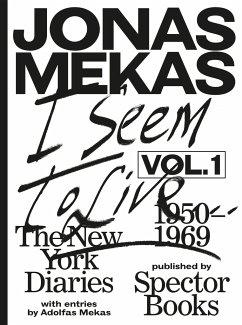 I Seem to Live - Mekas, Jonas
