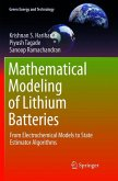 Mathematical Modeling of Lithium Batteries