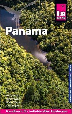 Reise Know-How Reiseführer Panama - Alsen, Volker; O'Bryan, Linda; Alsen, Minerva; Zaglitsch, Hans