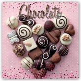 Chocolate - Schokoloade 2020 - 16-Monatskalender