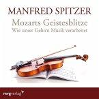 Mozarts Geistesblitze, 1 Audio-CD