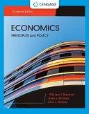 Economics: Principles & Policy