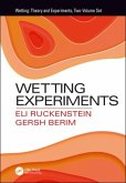 Wetting Experiments
