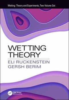 Wetting Theory - Ruckenstein, Eli (State University of New York, Buffalo, USA); Berim, Gersh (State University of New York, Buffalo, USA)