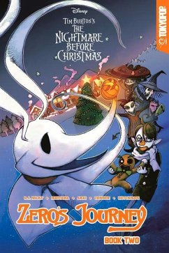Disney Manga: Tim Burton's the Nightmare Before Christmas - Zero's Journey Book Two - Milky, D. J.