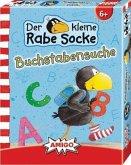 Rabe Socke - Buchstabensuche (Kinderspiel)