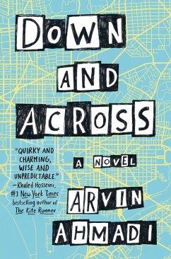 Down and Across - Ahmadi, Arvin