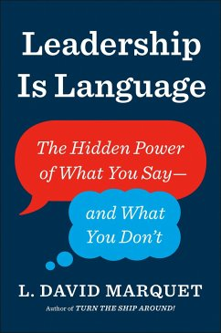 Leadership Is Language - Marquet, L. David