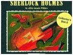 Sherlock Holmes Collector's Box, 3 Audio-CD