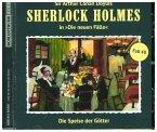 Sherlock Holmes - Die Speise der Götter, 1 Audio-CD