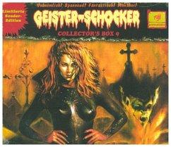 Geister-Schocker Collector´s Box, 3 Audio-CDs