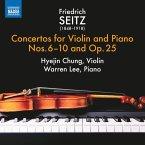 Concertos For Violin And Piano