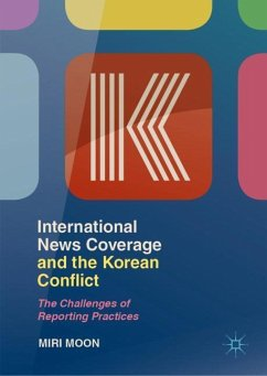 International News Coverage and the Korean Conflict - Moon, Miri