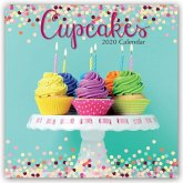 Cupcakes 2020 - 16-Monatskalender