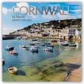 Cornwall 2020 - 16-Monatskalender
