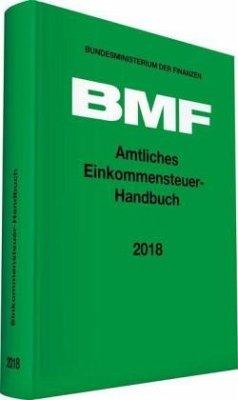 Amtliches Einkommensteuer-Handbuch 2018
