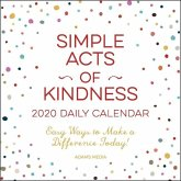 Simple Acts of Kindness 2020 Daily Calendar