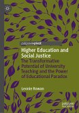 Higher Education and Social Justice (eBook, PDF)