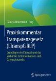 Praxiskommentar Transparenzgesetz (LTranspG RLP) (eBook, PDF)