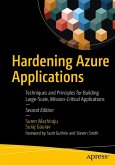 Hardening Azure Applications (eBook, PDF)