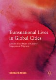 Transnational Lives in Global Cities (eBook, PDF)
