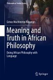 Meaning and Truth in African Philosophy (eBook, PDF)