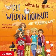 Die Wilden Hühner auf Klassenfahrt (MP3-Download) - Funke, Cornelia