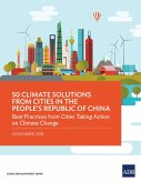 50 Climate Solutions from Cities in the People's Republic of China (eBook, ePUB)