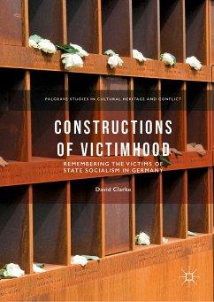 Constructions of Victimhood (eBook, PDF) - Clarke, David