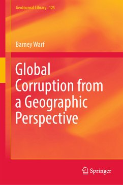 Global Corruption from a Geographic Perspective (eBook, PDF) - Warf, Barney