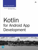 Kotlin for Android App Development (eBook, PDF)