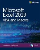 Microsoft Excel 2019 VBA and Macros (eBook, PDF)